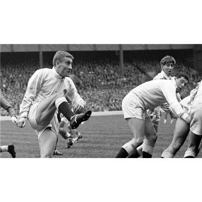 Light Blues Mourn Loss Of Former England International Clarke
